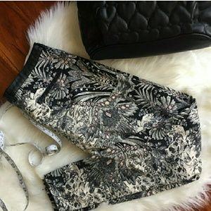 Zara Skinny Pants 6